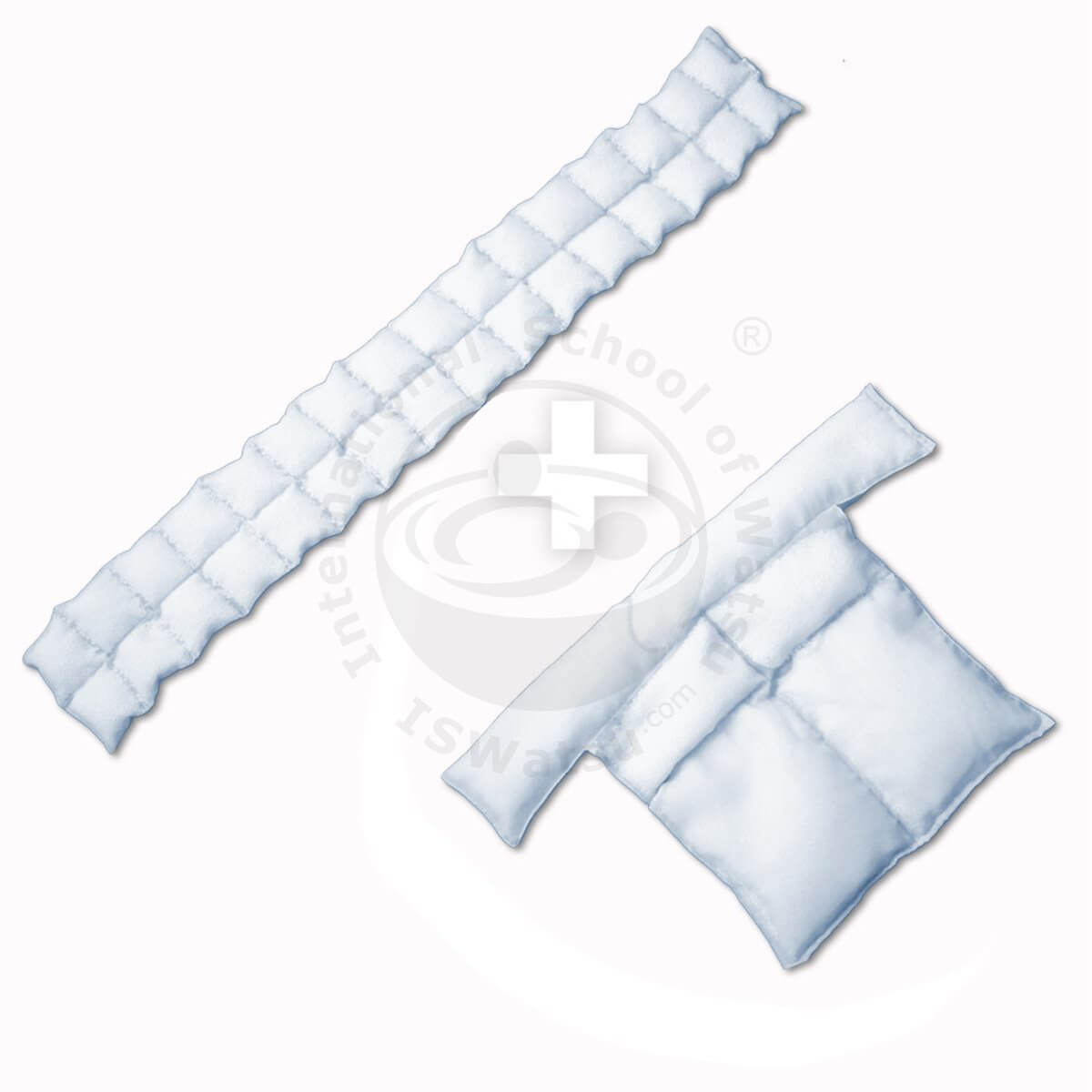 Kit Floating Pillow and Flat Noodle ISWatsu